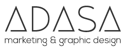 Adasa // Marketing, Graphic Design & Web Development